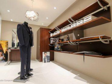 Times Uomo - Interior Design - Architre